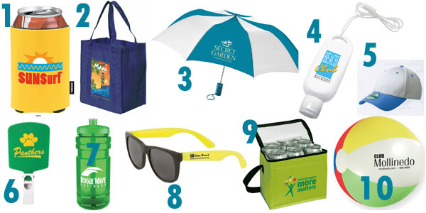 Warm Weather Giveaways 10 In Demand Products Perfect For