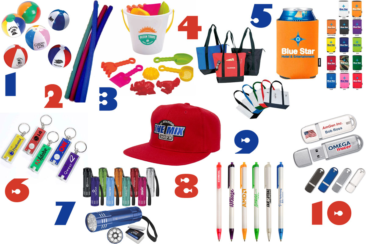 10 Great Promotional Goods for Your 4th of July Event