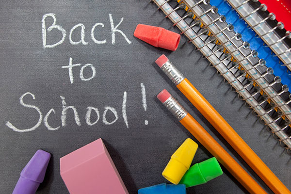 Start the School Year Off Right with Promotional Products