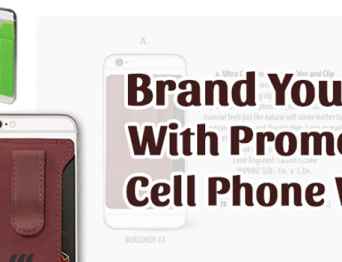 Brand Your Logo With Promotional Cell Phone Wallets