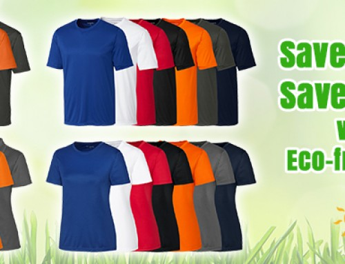 Save Money and Save our Planet with these Eco-friendly shirts